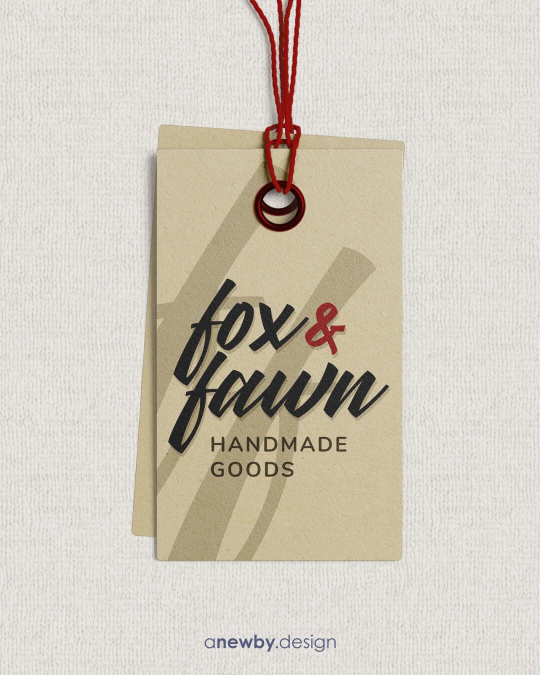 Logo Design - Fox & Fawn
